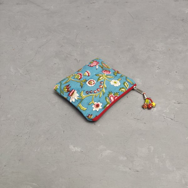 Small Canvas Pouch CPS7