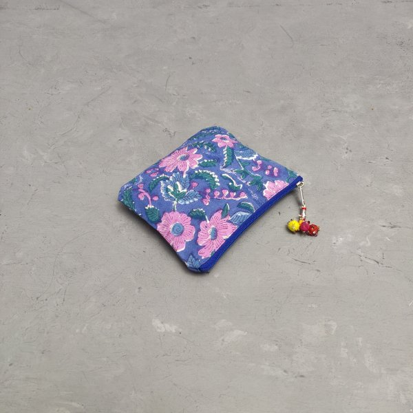 Small Canvas Pouch CPS9