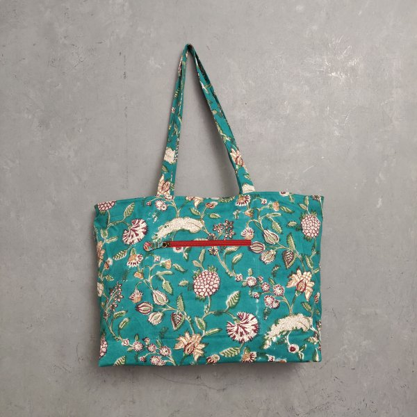 Big Canvas Tote Bag CTB9