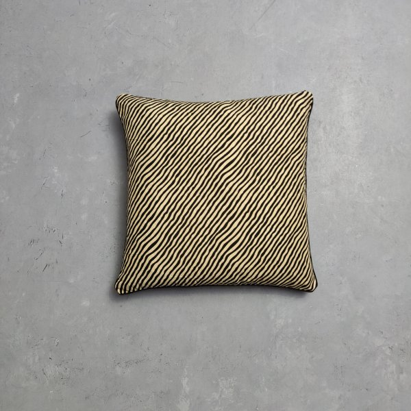 Reversible Handblock Printed Cushion Cover CC113