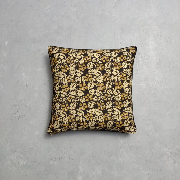 Reversible Handblock Printed Cushion Cover CC115