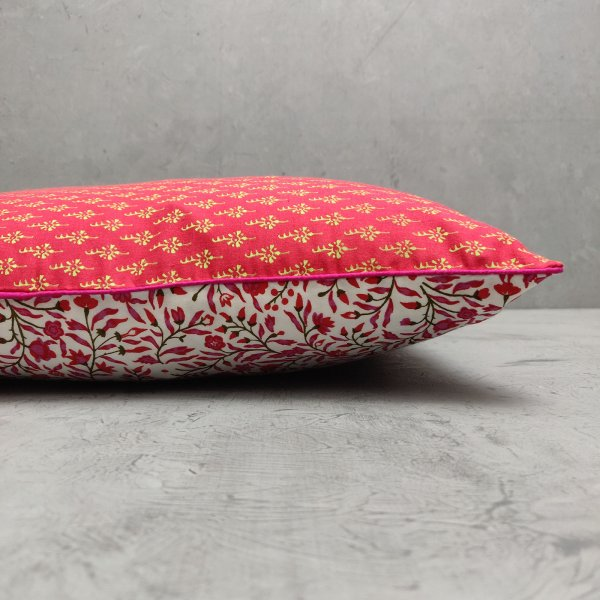 Reversible Screen Printed Cushion Cover CC25