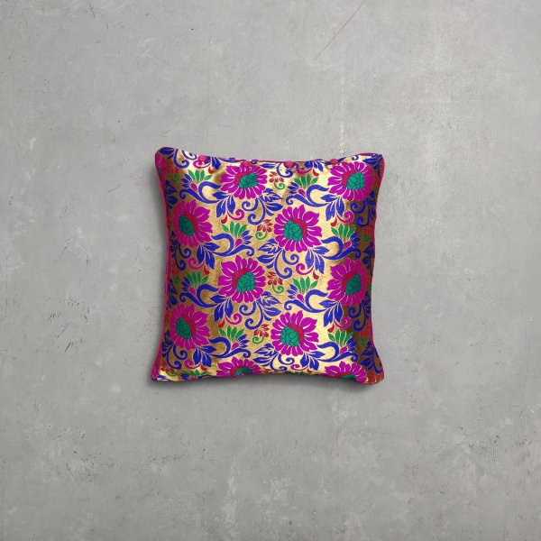 Reversible Brocade Cushion Cover CCB20
