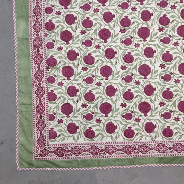Purple Pink Double Size Dohar