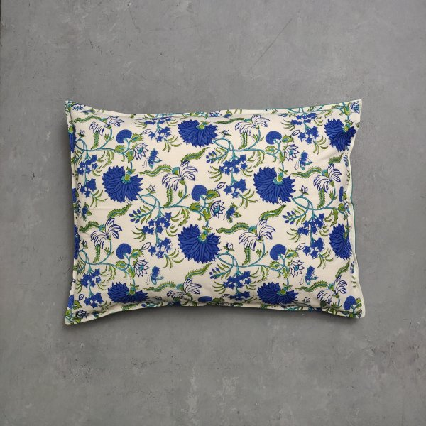 Handblock Pillow Cover HPC121