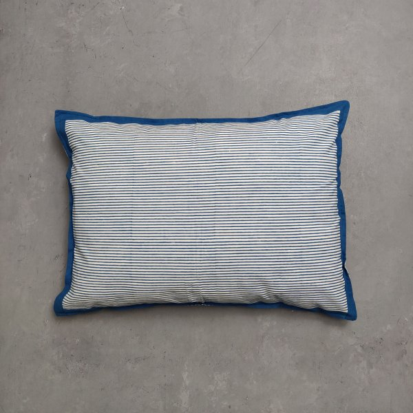 Handblock Pillow Cover HPC131