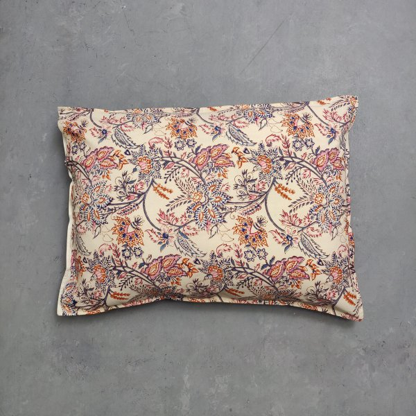 Handblock Pillow Cover HPC132