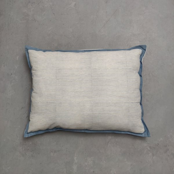 Handblock Pillow Cover HPC142