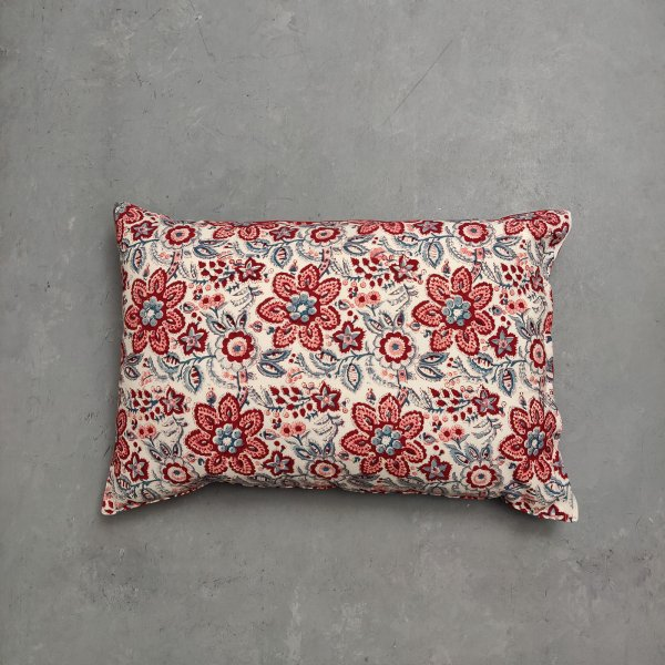 Handblock Pillow Cover HPC158