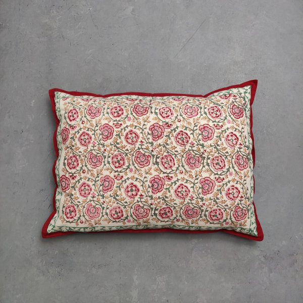 Handblock Pillow Cover HPC164