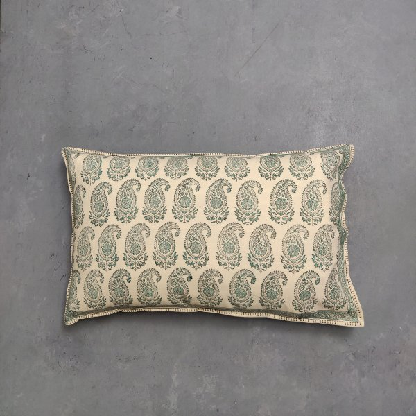 Handblock Pillow Cover HPC181