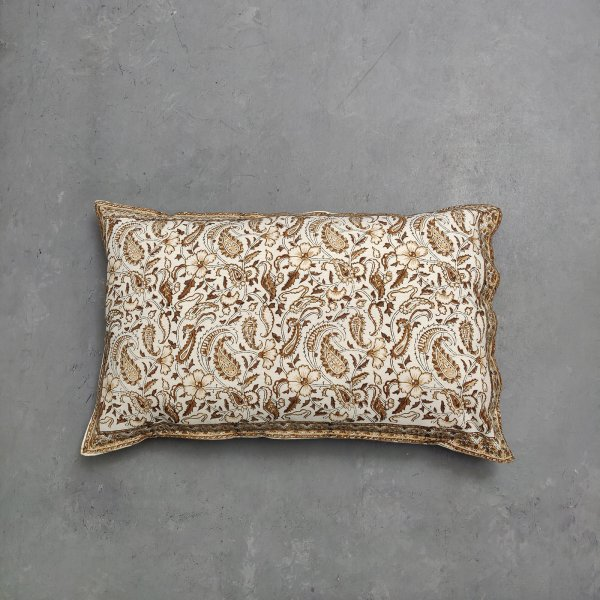 Handblock Pillow Cover HPC185