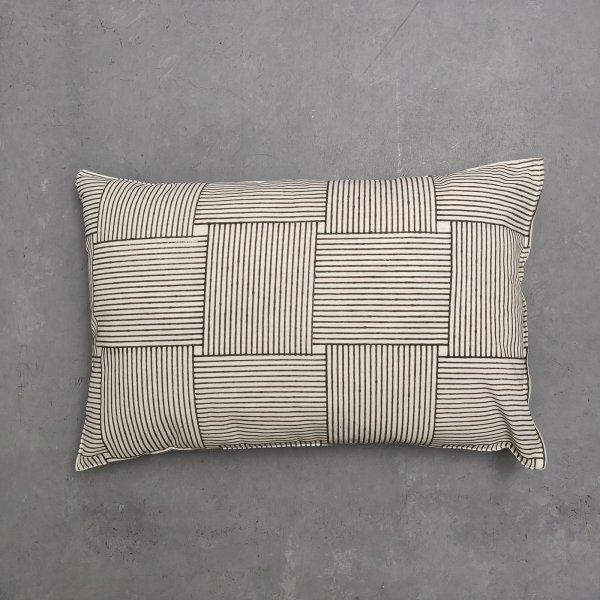 Handblock Pillow Cover HPC192