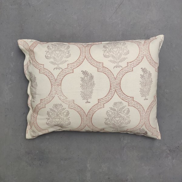 Handblock Pillow Cover HPC88