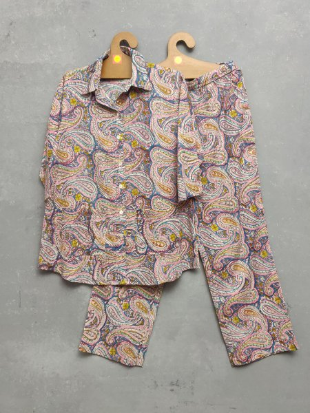 Paisley Night Suit