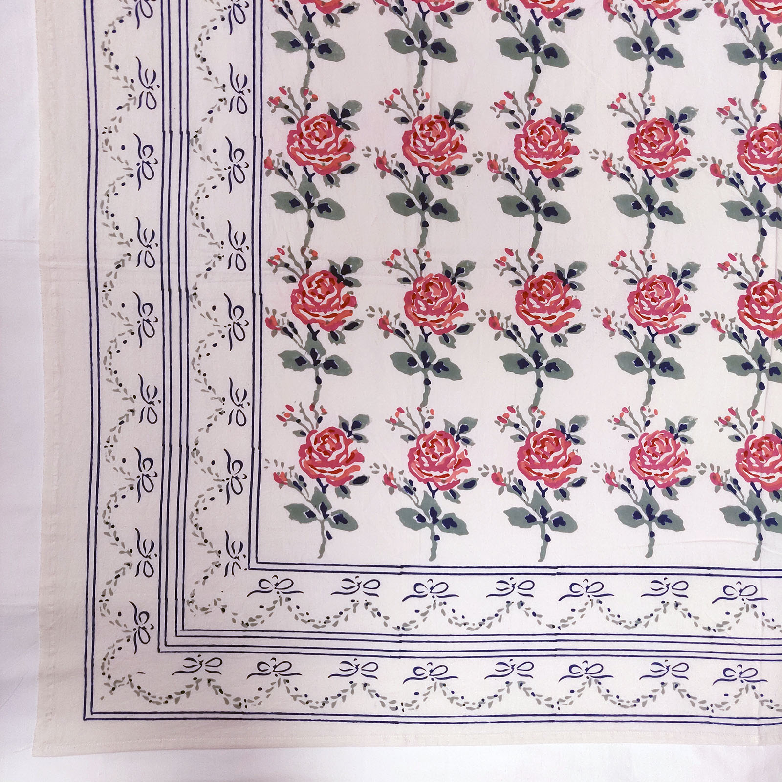 Victorian Rose Single Bedsheet
